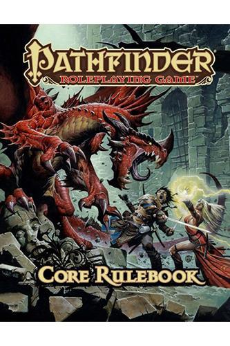 Pathfinder RPG: Core Rulebook - Pathfinder RPG | Faraos Cigarer