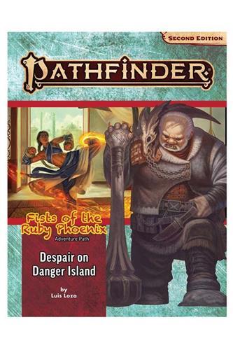 Pathfinder 2nd Edition - Despair on Danger Island
