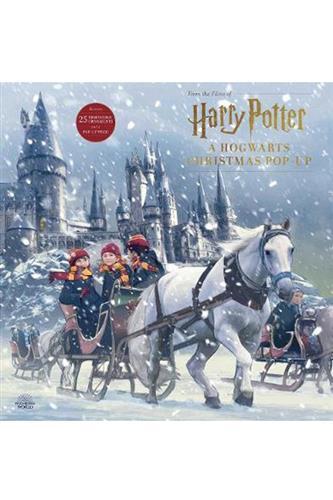 Harry Potter - Jul på Hogwarts, Julekalender