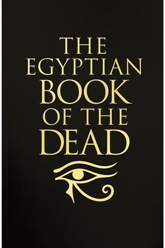 Egyptian Book of Dead (Silk Binding)