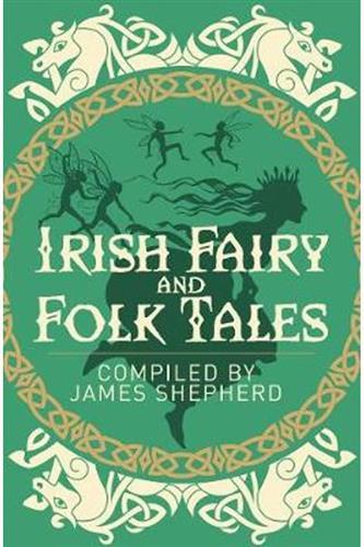 Irish Fairy & Folk Tales (Paperback)