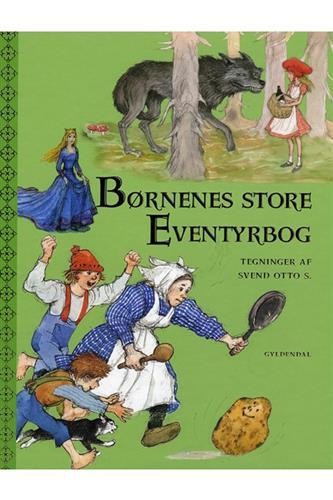 Børnenes store eventyrbog