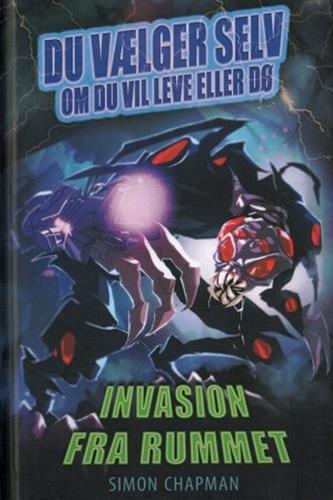Invasion fra rummet - du vælger selv om du vil leve eller dø