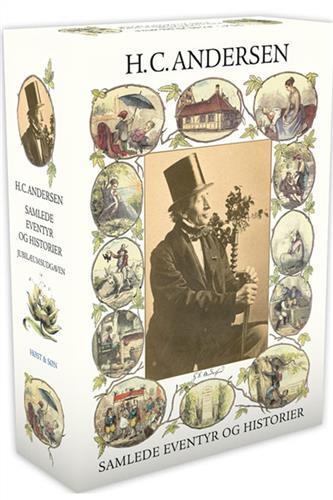 H. C. Andersen: Samlede eventyr og historier
