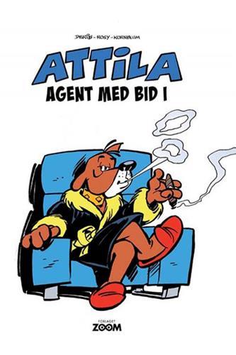 Attila samlebind 1
