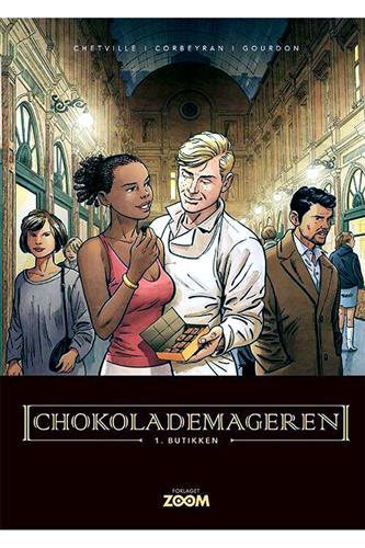 Chokolademageren 1