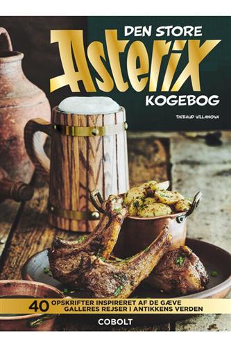 Den store Asterix kogebog