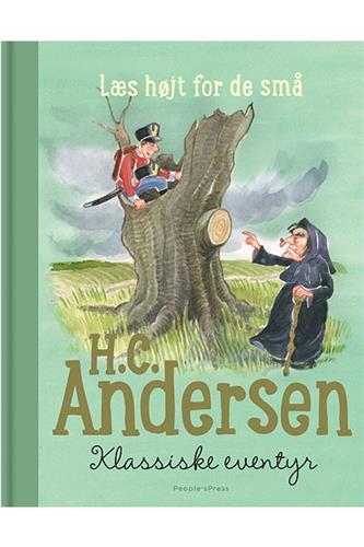 H. C. Andersen: Klassiske eventyr