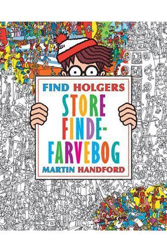 Find Holgers store finde-farvebog