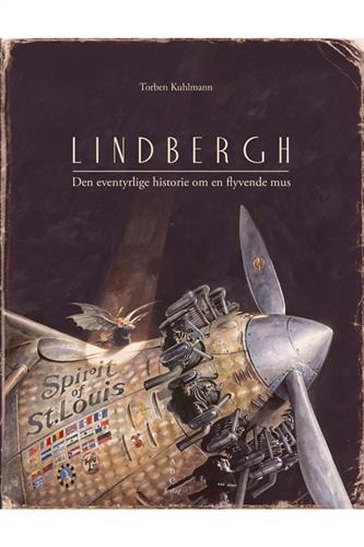 Lindbergh - den eventyrlige fortælling om en flyvende mus