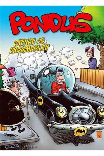 pondus tegneserie dansk