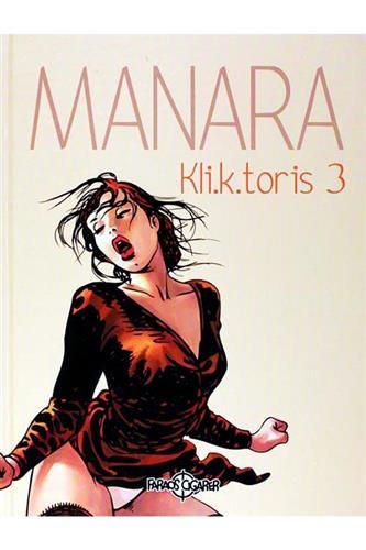 Kliktoris (Mini comics) - Manara | Faraos Webshop