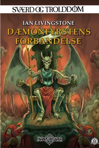 Sværd og Trolddom: Dæmonfyrstens Forbandelse  (bind 2)