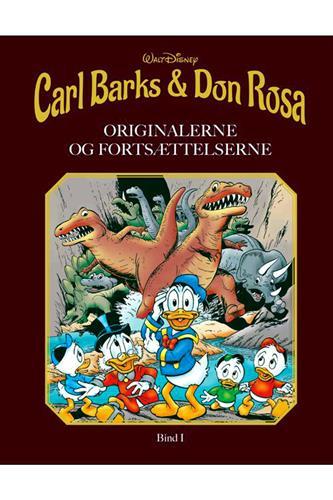 Carl Barks & Don Rosa bind 1