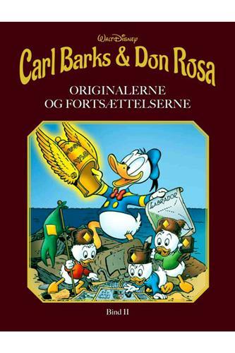 Carl Barks & Don Rosa bind 2