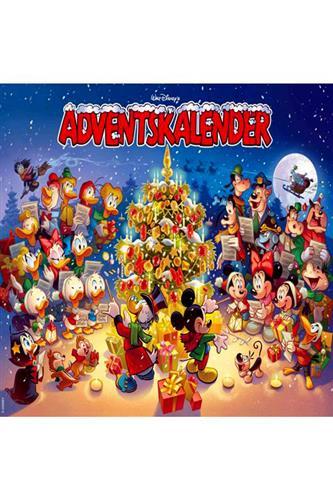 Walt Disneys Adventskalender