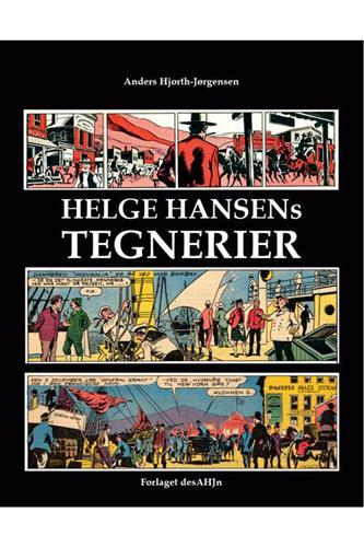 Helge Hansens tegnerier