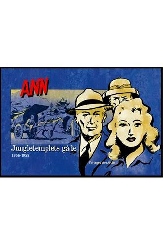 Ann - Jungletemplets gåde
