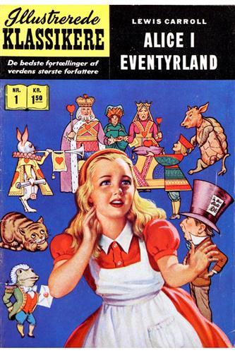 Illustrerede Klassikere 1955 Nr. 1