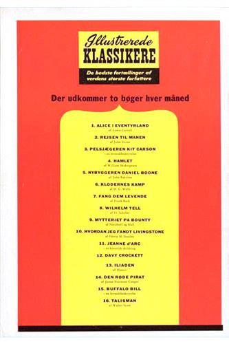 Illustrerede Klassikere 1955 Nr. 2