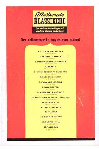 Illustrerede Klassikere 1955 Nr. 3