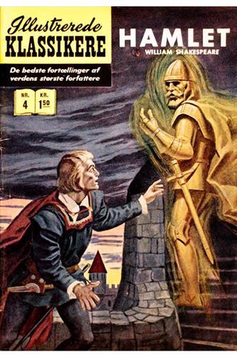 Illustrerede Klassikere 1955 Nr. 4
