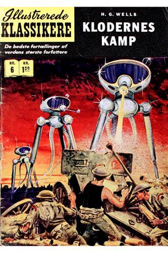 Illustrerede Klassikere 1955 Nr. 6