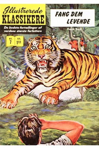 Illustrerede Klassikere 1955 Nr. 7