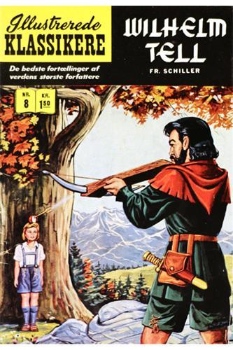 Illustrerede Klassikere 1955 Nr. 8
