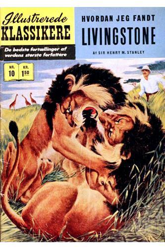 Illustrerede Klassikere 1955 Nr. 10
