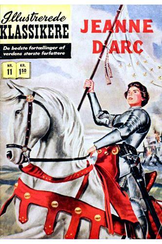Illustrerede Klassikere 1956 Nr. 11