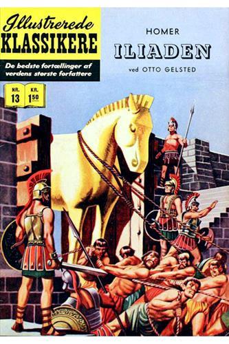 Illustrerede Klassikere 1956 Nr. 13