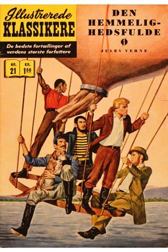 Illustrerede Klassikere 1956 Nr. 21