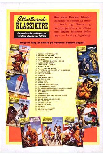 Illustrerede Klassikere 1956 Nr. 22