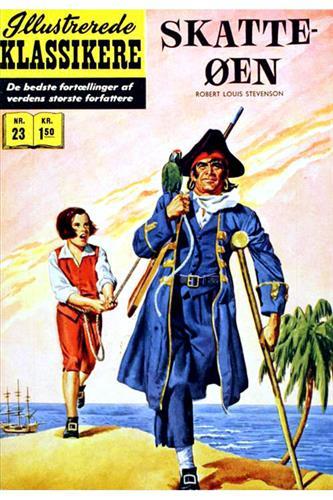 Illustrerede Klassikere 1957 Nr. 23