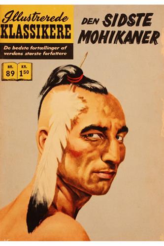 Illustrerede Klassikere 1959 Nr. 89