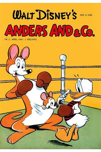 Anders And & Co. 1949 Nr. 2