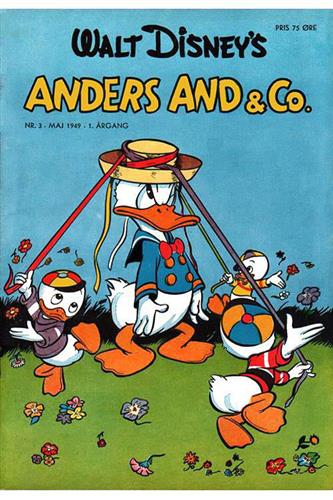 Anders And & Co. 1949 Nr. 3