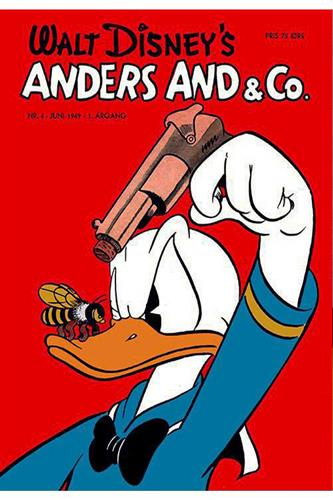 Anders And & Co. 1949 Nr. 4