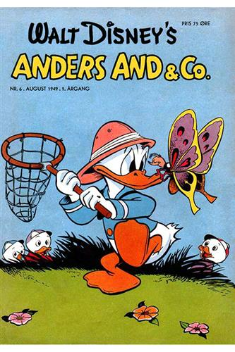 Anders And & Co. 1949 Nr. 6