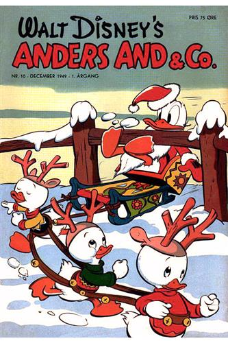 Anders And & Co. 1949 Nr. 10