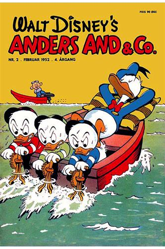 Anders And & Co. 1952 Nr. 2