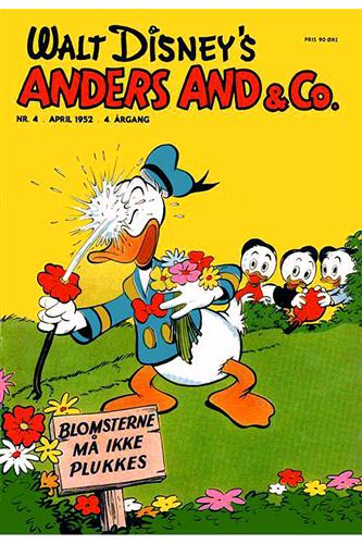 Anders And & Co. 1952 Nr. 4