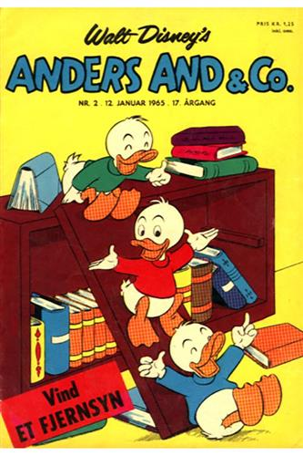 Anders And & Co. 1965 Nr. 2