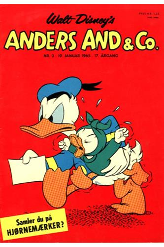 Anders And & Co. 1965 Nr. 3