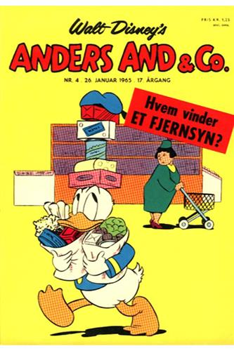Anders And & Co. 1965 Nr. 4