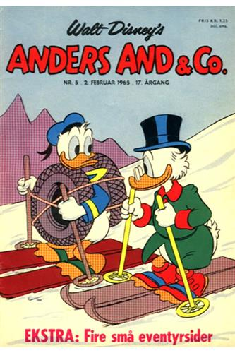 Anders And & Co. 1965 Nr. 5