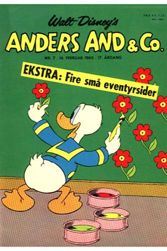 Anders And & Co. 1965 Nr. 7