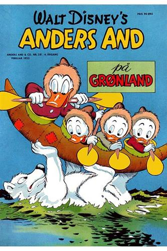 Anders And & Co. 1952 Nr. 2B