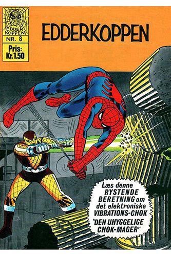 Edderkoppen 1968 Nr. 8
